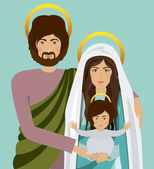 Christianity design — Stock Vector