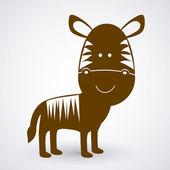 動物のデザイン — ストックベクタ