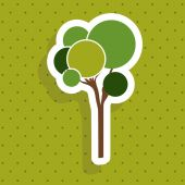 树设计 — 图库矢量图片
