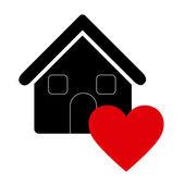House design — Stock Vector