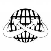 Icon design — Stock Vector