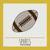 Sports design — Stock vektor