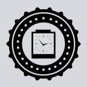 дизайн времени — Cтоковый вектор