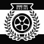Racing design,vector illustration. — Stockvector