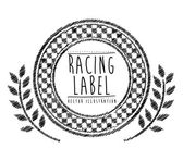 Race design, vector illustration. — Stockvektor