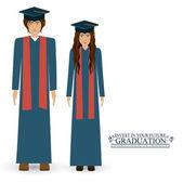 Education design,vector illustration. — Stock Vector
