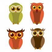 Bird design,vector illustration. — Stock Vector