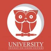Education design,vector illustration. — Vecteur