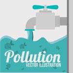 Pollution design, vector illustration. — Stock Vector #63532851