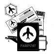 Travel icon design — Stock Photo #67935289