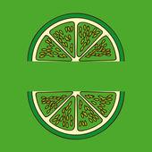 Fruit design  — Stock Vector