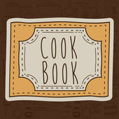 Cook icon design  — Stockvector
