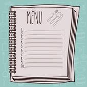 Cook icon design — Stock Vector