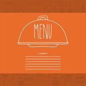 Cook icon design  — ストックベクタ