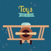 Progettazione di giocattoli — Vettoriale Stock