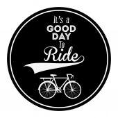 Bike lifestyle design — Stock Vector