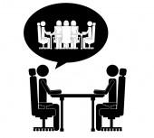 Management-design — Stockvektor
