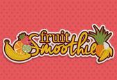 Smoothie design — Stockvektor
