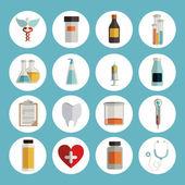 Medicine and healthcare design — Stockvektor