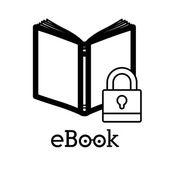 E-book design — Vector de stock