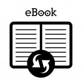 E-book design — Stock vektor
