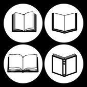 E-book design — 图库矢量图片