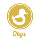 Conception de jouets — Vecteur