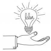 Design idea — Vettoriale Stock