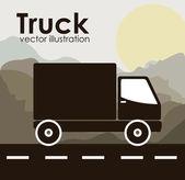 Transportation design  — Wektor stockowy