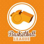 篮球设计 — 图库矢量图片