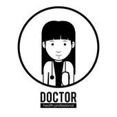 Doctor design — Stock Vector