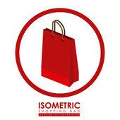 Isometric design — Stock Vector