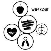 运动设计 — 图库矢量图片