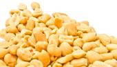 Many tasty peanuts — Foto Stock
