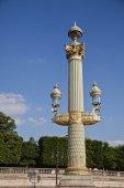 Place de la Concorde, Paris, France — Stock Photo