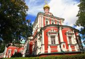 Church in Moscow. — Stock Photo
