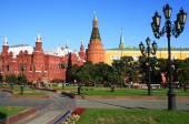 モスクワを広場します。. — ストック写真