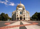 Catedral naval de kronstadt. — Foto Stock