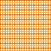 Texture of brown - yellow squares — Stock Vector