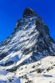 Zermatt, Matterhorn, Swiss Alps — Stock Photo