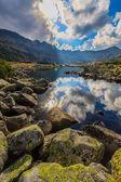 Five Ponds Valley, Tatra Mountains, Poland — Stock Photo
