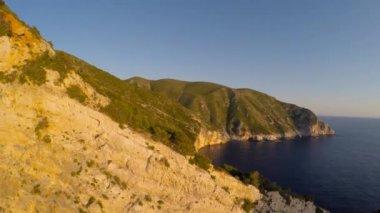 Shipwreck bay, Navagio - Zakynthos, Greece — Stock Video
