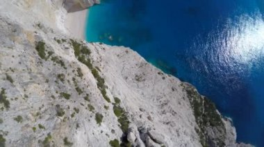 Navagio - Zakynthos, Greece — Stock Video
