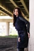 Fashion girl — Stockfoto