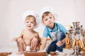 Cute kids — Stock Photo