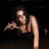 Horror Scene — Stock Photo