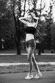 Güzel kadın — Stok fotoğraf