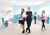 Business consultants — Stock Photo
