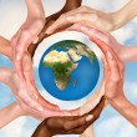 Symbol of the Earth globe — Stock Photo #76036785
