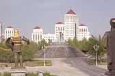 Turkmenistan — Stock Photo